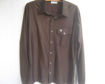 Vintage Christian Dior Shirt Men Unisex Top