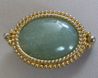 1970s Adventurine Bolo Slide Never worn