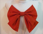 Red Bow Sailor Scout Moon, Mars or Chibi Cosplay Costume
