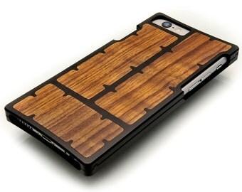 EXO23 Black Aluminum Teak for iPhone 6/6s Plus