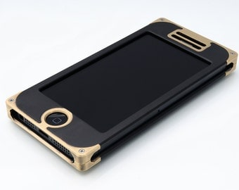 EXO24 Brass Black Composite for iPhone 6/6s Plus
