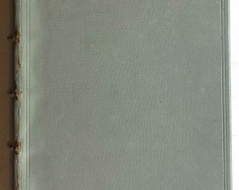 1958 Leather Book  Wild Colonial Boys