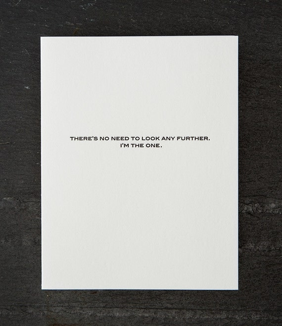 who farted. letterpress card #402