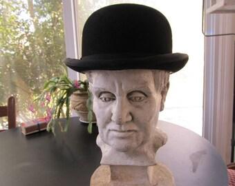 Vintage English Derby Hat