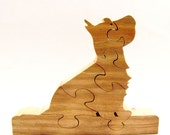Westie Dog Puzzle