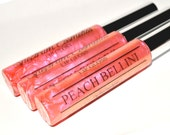 PEACH BELLINI Sparkle Lip Gloss