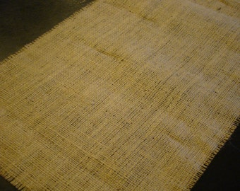 Burlap Table Runners, Rustic, Shabby Chic, spring wedding, outdoor wedding, beach wedding, Thanksgiving, Table Decoration