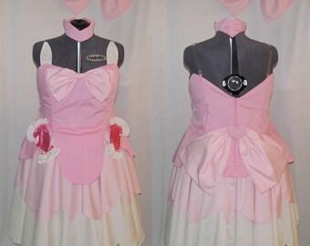 Nui Harime Kill La Kill Cosplay Costume Plus Size 16 18 20 22 24