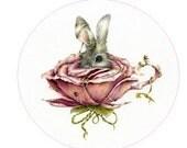 Envelope Sealers-Easter Bunny
