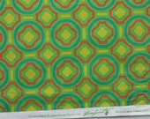 Anna Maria Horner Garden Party Dance Floor in Green Fat Quarter FQ OOP