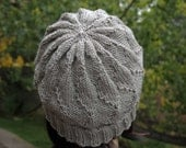 Knit Hat Pattern, Fair Winds and Following Seas Hat Pattern, Beanie Knit Pattern, Knitting Pattern, Knitted Hat