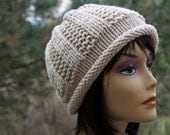 KNITTING PATTERN-Abby, Hat Pattern