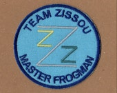 Team Zissou Frogman Patch - The Life Aquatic