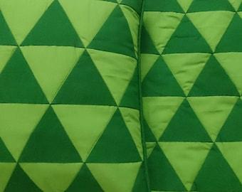 Emerald Bedding Set/King Size Bedding/Patchwork quilt/Teacher Gift/For Her/Luxury Bedding/Complete Bedding Set/Modern Quilt
