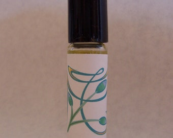 Red Currant roll-on perfume oil, personal fragrance, by Deer Run Soap Works