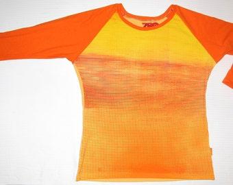 XL ladies Warm Trans baseball shirt BE052