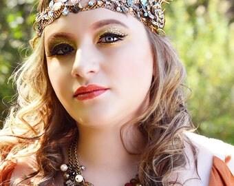 Goddess of the Sea headband