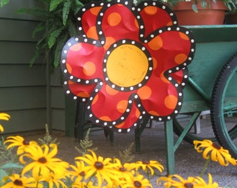 Large Flower Door Decoration