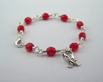 Tuberculosis Awareness Bracelet