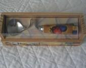 Vintage Harvest Honey Spoon
