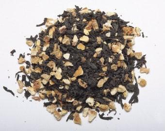 LADY GREY (Bergamot-infused black tea with lemon and orange peels)