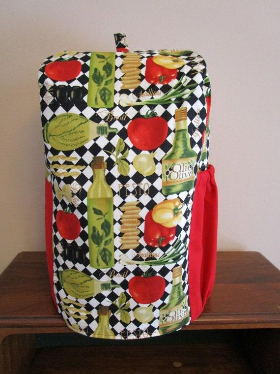Food Processor Cover Pattern Sewing Pattern Kitchenaid