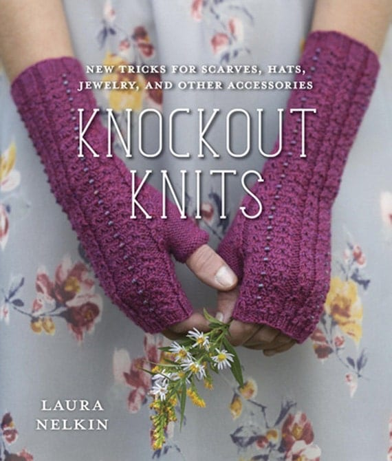 Knockout Knits... A Personalized Signed Copy!