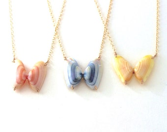 SALE! Coquina Shell Necklace