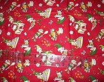 Christmas Vest, Santa, St. Nick, Holiday Vest Custom Made, lined New ALL sizes