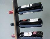 Whisky Barrel Stave Wine Rack