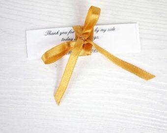 Custom Inscription Label, Personalized Bridesmaids Brides Clutches