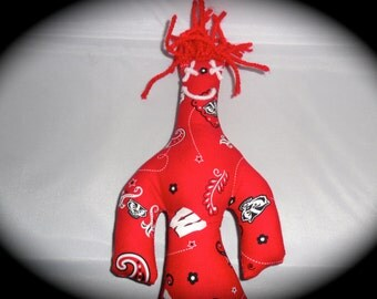 Dammit Dolls-Sports Themed-Wisconsin Badgers