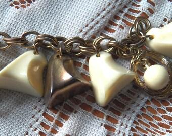 Funky Chunky Vintage Bracelet