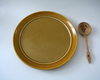 Retro-Homer Laughlin Stoneware Dinner Plates-Holiday Pattern-Listing is for ONE (1) Dinner Plate-TEN (10) Available