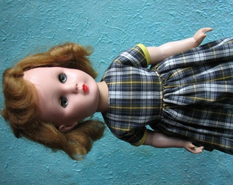 "1950s Effanbee 14"" Honey Walker Doll"