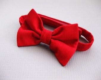 Boys bow tie toddler red bow tie boys adjustable bow tie velcro bow tie boys accessories - Baby Blake Bow Tie