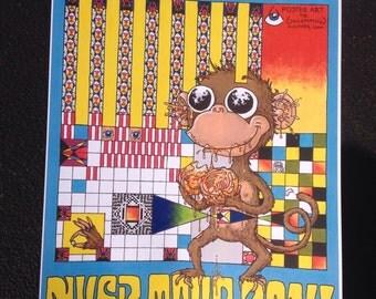 Bassnectar NVSB tour poster