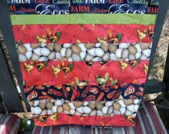 Chickens Market Bag