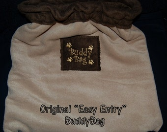 Fur Buddy Products Exclusive and Original Design Easy Entry BuddyBag, 6 Sizes available and 7 Color combinations.