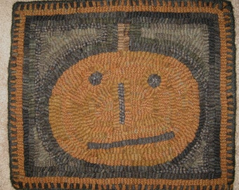 Primitive Rug Hooking Pattern-Primitive Jack