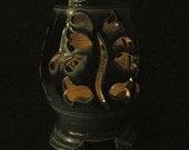 Candle Holder Luminary Votive Tea Light Lantern Ceramic