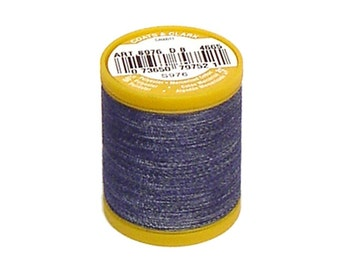 Thread  Coats and Clark C&C Denim Blue Thread