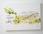 Vineyards of Long Island - Chardonnay Version