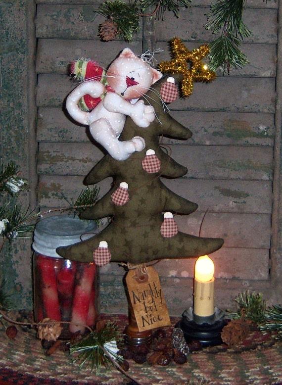Новогодняя елочка сшить своими руками
