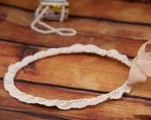 STEFANA Wedding Crowns-Orthodox Stefana - Bridal Crowns  ZOZEFINA Ivory - One Pair