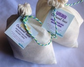 All Natural Soothing Oatmeal Bath Teas - set of 3