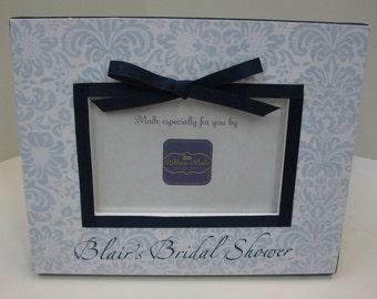 Bridal Shower Frame any color