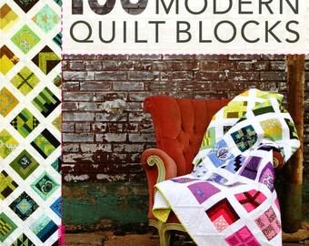 100 modern quilt blocks: Tula Pink's City Sampler