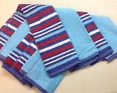 Custom Hand Towel Set- Boys
