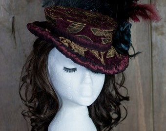 Susan. Ripper street Victorian Hat making Pattern Download, PDF